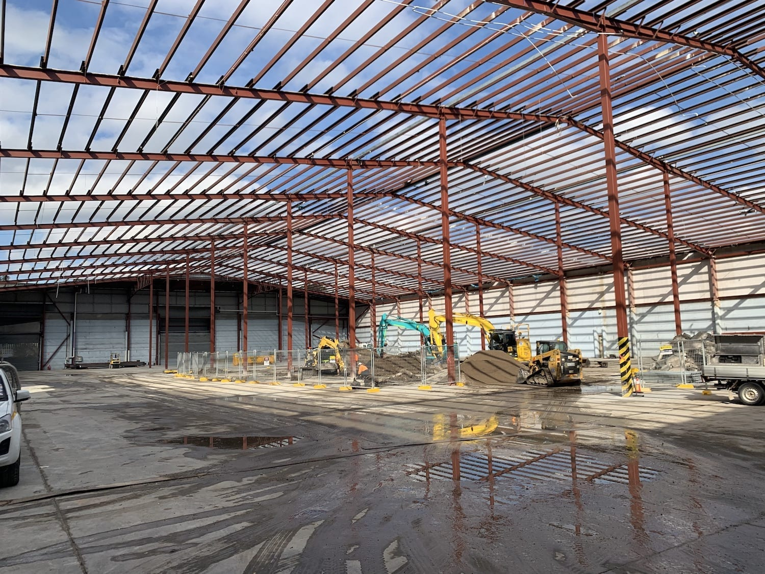 Commercial Roofing Services roofing