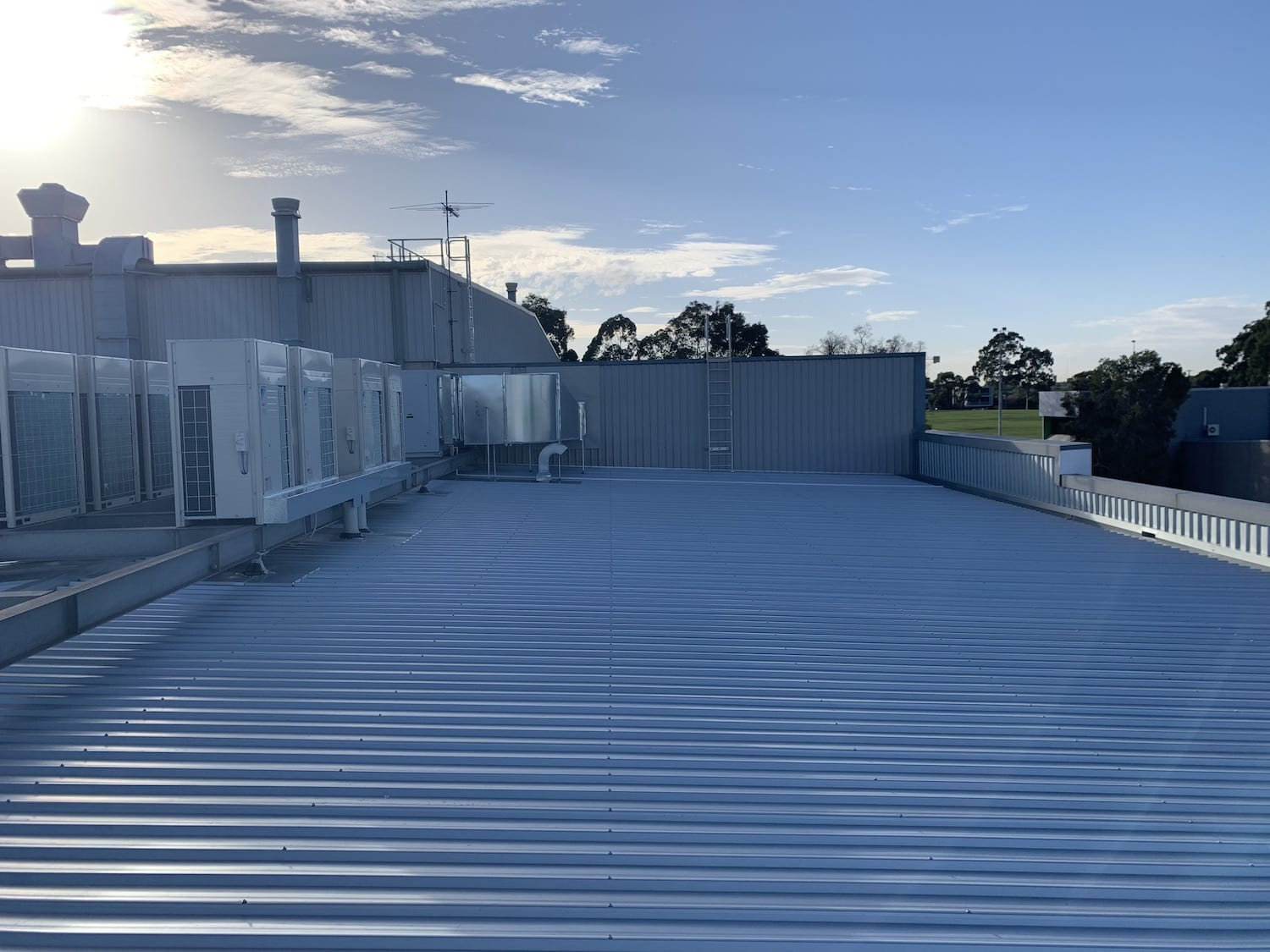 Industrial Roofing Services Industrial Roofing Service